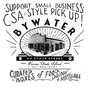 Curated boxes of local goodness